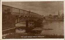 Sawley near Long Eaton. New Trent Bridge # 557 in Peveril Series.