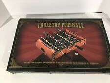 Desktop Mini Foosball Table Tabletop Soccer Family Sports Game Man Cave