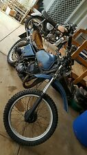 Kawasaki ke 175 wrecking all parts available  (this auction is for one bolt only