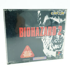BioHazard 2 / Resident Evil 2 - Playstation / PS1 - NTSC-J JAP