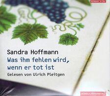 HÖRBUCH-CD-BOX - Was ihm fehlen wird, wenn er tot ist - Von Sandra Hoffmann