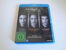 Die Twilight Saga 1-3 - was Bis(s)her Geschah