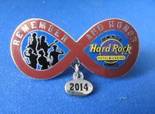 PIN - Hard Rock Cafe Casino Tampa FL - Ltd Ed 1/300 made - 2014 Veterans Day - -