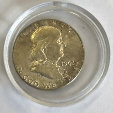 More details for u.s.a. america 1963 silver half dollar liberty coin