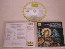 MOZART/GROSSE MESSE DO MINORE/MASSONICA MUSICA FUNEBRE TEDESCO GRAMMOPHON