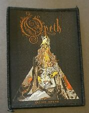 OPETH Sorceress Woven Sew On Patch Official Licensed Band Merch