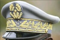 Senegal Army Genrel Cap/hat hand embroided all sizes