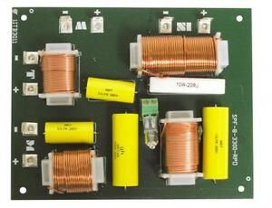 KENFORD Frequenzweiche HIFI PA - 3-Wege - SPF-8-3400 WEICHE 3Weg Filter  1 Paar