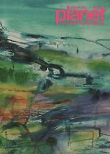 "WELSH MAGAZINE ""PLANET"" No. 146 - ALAN PERRY - OZI RHYS OSMOND - PAMELA PETRO"