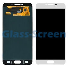 Samsung Galaxy C5 Duos C5000 LCD Screen Digitizer Touch Black White Gold