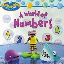 A World of Numbers (Rubbadubbers)-ExLibrary