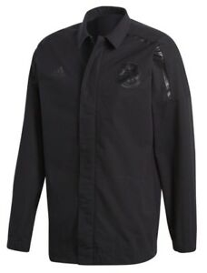 ADIDAS MEXICO Z.N.E. ZNE WOVEN ANTHEM JACKET FIFA WORLD CUP 2018 Black