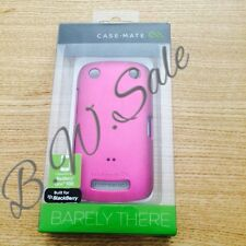 Blackberry Curve 9380 Mobile Phone Cover Case Barely There by Case Mate Pink