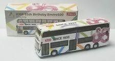 1/110 TINY CAR - DIE-CAST KMB BUS ADL Enviro500 KMB 85th Birthday KMB2018079