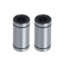 2pcs LM8UU 8mm Linear Ball Bearings for X Y-axis 3D printer Prusa I3 printer