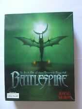 Jeu PC Big box BATLLESPIRE: le jeu de role 3d dans l'univers de Daggerfall