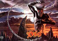 DIO 1983 HOLY DIVER WORLD TOUR CONCERT PROGRAM BOOK / BOOKLET / NMT 2 MINT