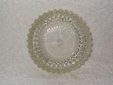 Vintage Pressed Glass Decorative Ashtray, Change or Trinket Holder