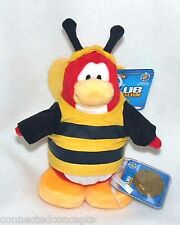 Disney Club Penguin Limited Edition Easter Plush - Bumble Bee NEW!