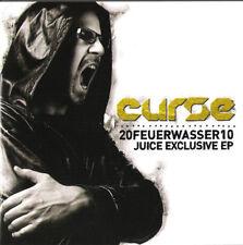 Curse - 20 fuoco acqua 10 Juice Exclusive EP CD