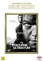 Bourne Ultimatum DVD Región 2 Nuevo sin VINILO MATT DAMON Película de cine