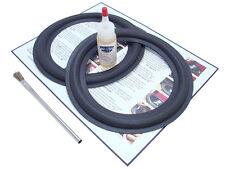 2 JL Audio 8W6 Speaker Foam Surround Repair Kit - 2 Pack - 2JL8