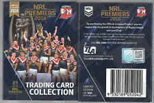 Sydney City Roosters ~ 2018 NRL TLA premiership set ~ 20 cards
