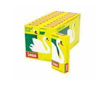 5 X SWAN EXTRA SLIM PRE CUT CIGARETTE FILTER TIPS
