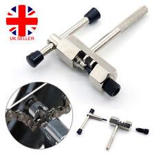 Bike Bicycle Chain Splitter Breaker Cutter Repair Rivet Link Pin Remover Tool UK