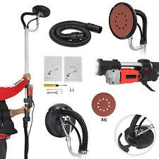 Drywall Vacuum Sander 800w Commercial Electric Variable Speed 6 Sanding Pads