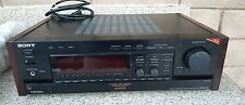 Vintage SONY TA-E1000ESD Digital Processing Control Amplifier Preamplifier Nice