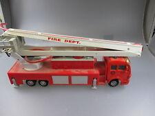 """Maisto: Feuerwehr Kranwagen mit Korb """"Fire Dept""""   (SSK4)"""