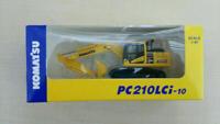 Komatsu Official Diecast Model PC210LCi-10 1:87 Rare Item Japan