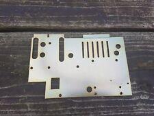 Yaesu FL-101 placa de protección de sección de RF/cubierta
