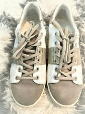 Sam Edelman Marquette White Leather Women's Sneakers size US 8