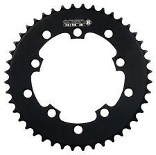 Origin8 BMX/SS/FIXIE Chainrings: CHAINRING 10H OR8 44T 110/130 BLK 1/8