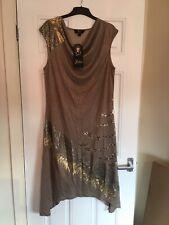 New Designer Julia Khas Dress Size 18 Xl