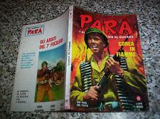 PARA' N.6 ed.PONZONI 1970 TIPO NERI DIABOLIK-GENIUS-KILLING-KIMBA-WAMPIR-ZATAN