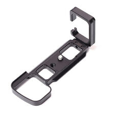 L Shape Quick Release Plate Camera Bracket Holder for Sony A6000 A6300
