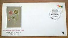 NVPH 1419 Decemberzegel op speciaal 1e dag cover