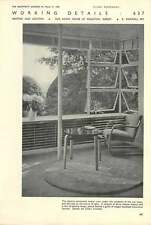 1938 Electric Convection Heater Under Windows Sunroom House At Kingston Surrey