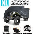 Universal ATV Cover Waterproof UV Rain Dust Resistant All Weather Protection XL
