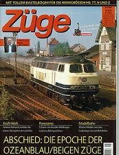 Züge Zeitschrift zur TV-Sendung 5 / 2002