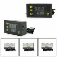 STC-1000 Digital 12/24/220V Temperature Controller Thermostat Aquarium Sensor F1