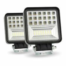Fog Light 400W 6000K LED Work Light Bar Flood Spot Beam Offroad SUV Driving Lamp
