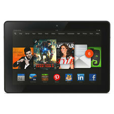 Amazon Kindle Fire HDX 16GB, Wi-Fi, 8.9in - Black Very Good Condition