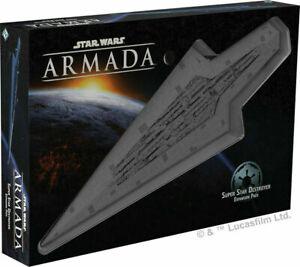 Star Wars Armada - Super Star Destroyer Expansion Pack Englisch NEU