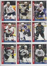 2010-11 AHL Top Prospects Joe Colborne (Colorado Avalanche)