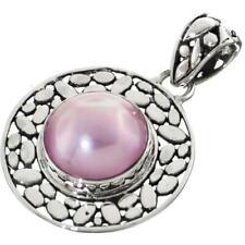 Gioielli di lusso rosa in argento sterling 925 parti su 1000