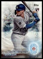 2020 Topps Series 2 2030 #T2030-6 Gavin Lux - Los Angeles Dodgers